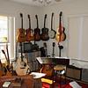 Joe's music room