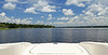 St. Johns River as viewed from Lonnie's Boat