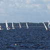 Lake Monroe Sail Boat Races