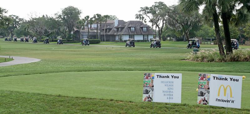 Ronald McDonald Fund Raiser at Bay Hill Golf Course