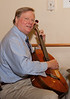 Guitarist Frederic Hodes at 50+FYI Event