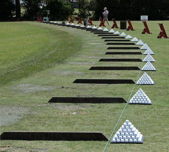 Bay Hill Golf Club Driving Range