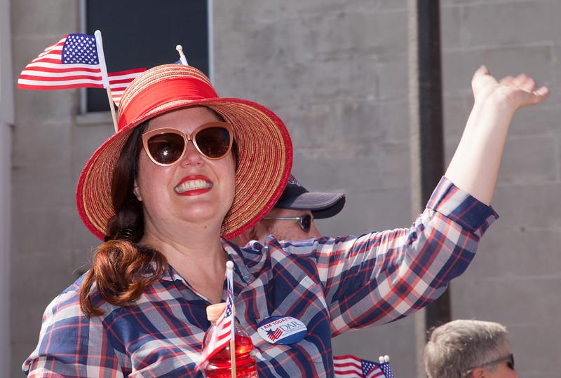 Sanford Memorial Day Parade