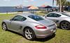 Porsches at Lake Monroe