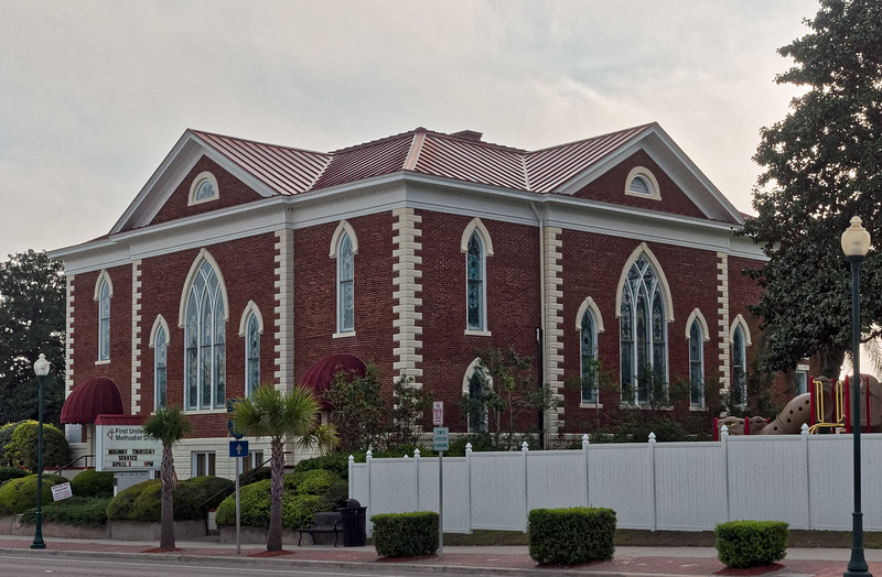 Live Oak First  Methodist Church