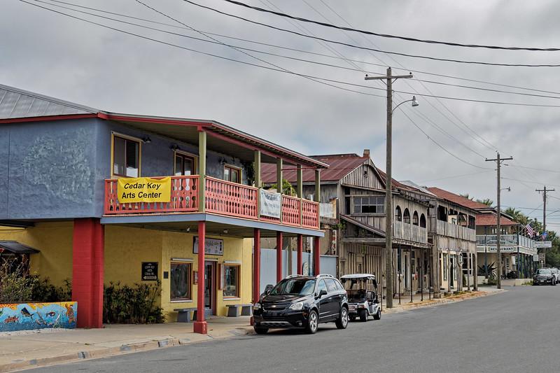 Cedar Key Arts Center