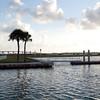 St. Augustine, Florida, Bridge to Vilano Beach in background