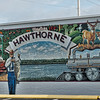 Hawthorne Florida Mural