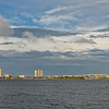 Port Orange, Florida across the Halifax River