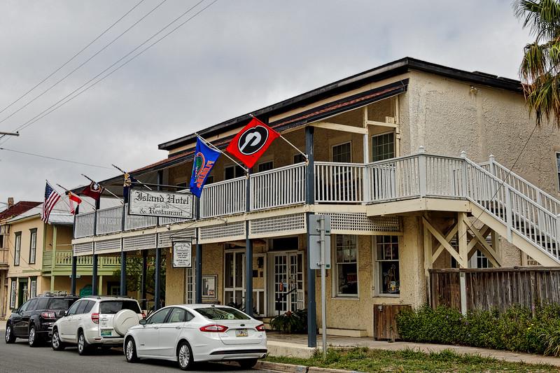 Cedar Key's island Hotel & Restaurant