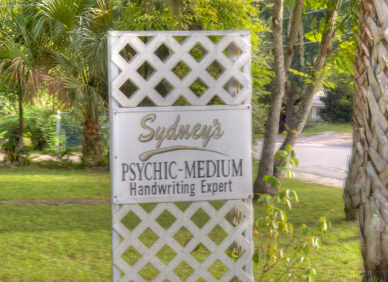 Cassadaga Medium Sydney's Home
