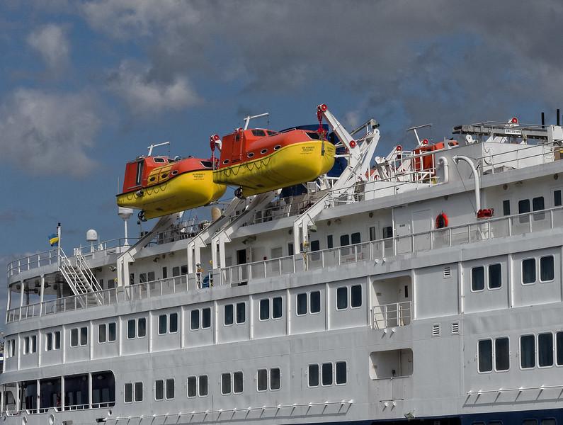 Sea Voyager Life Boats