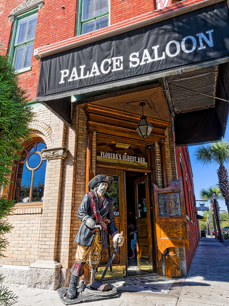 Palace Saloon in Fernandina Beach