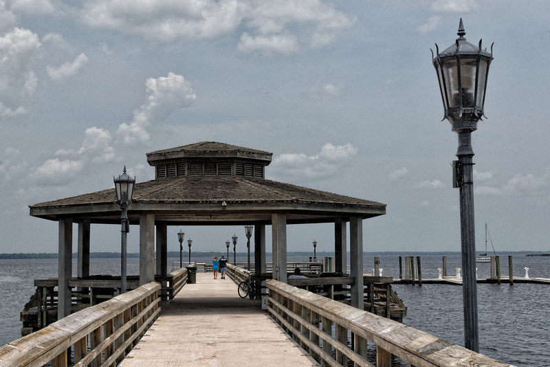 City Pier at Spring Park