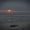 The Sun Rises on Marineland Beach