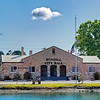 Coquina City Hall in Bunnell, Florida