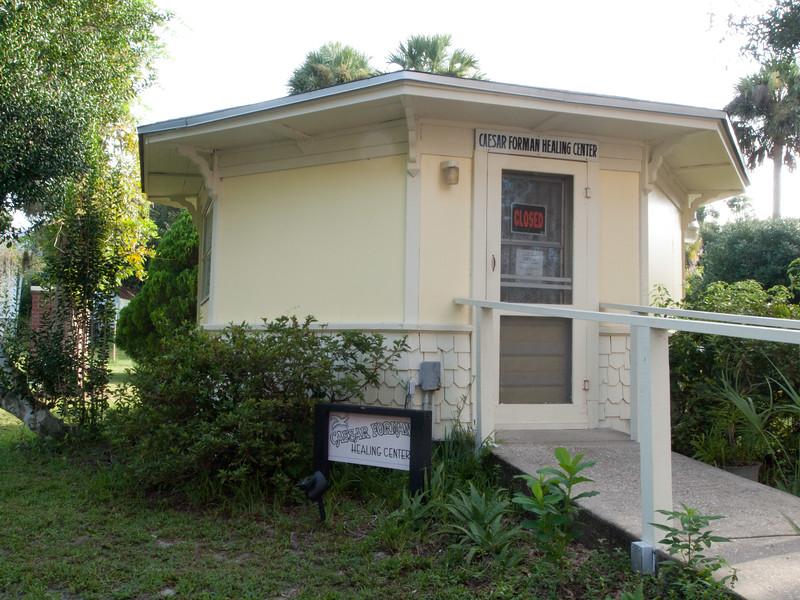 Caesar Forman Healing Center