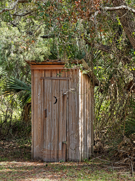 Saint Clair Whitman's Out House