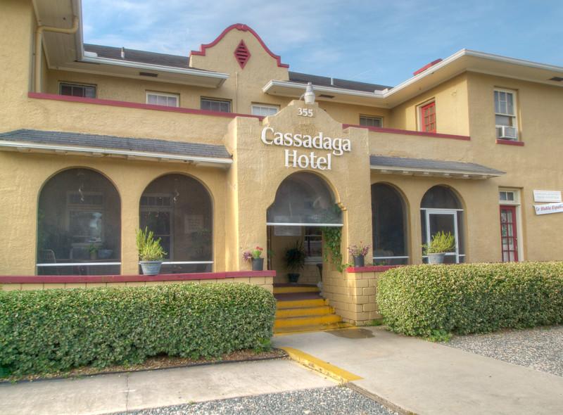 Cassadaga Hotel