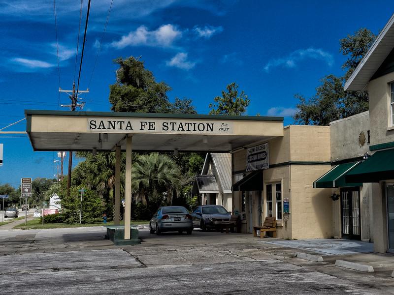 Santa Fe Station, Melrose, Florida