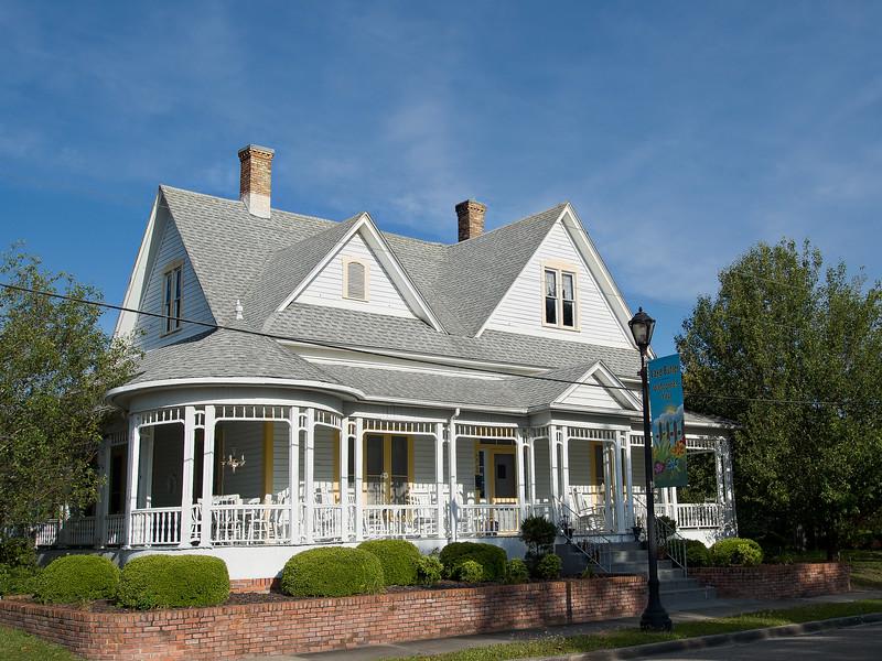 Lake Butler Odum House