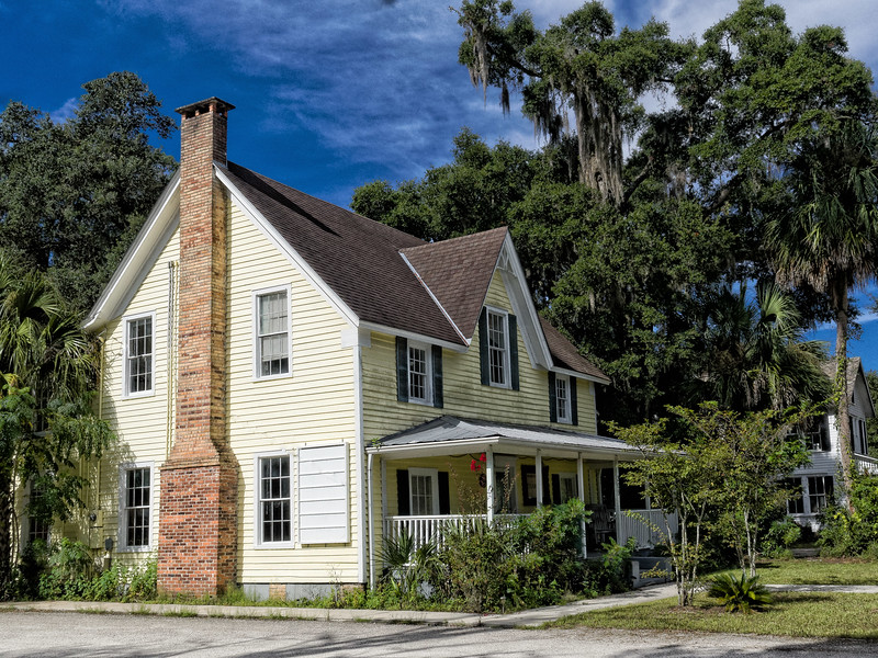 Tillman-Earle House, Melrose, Florida