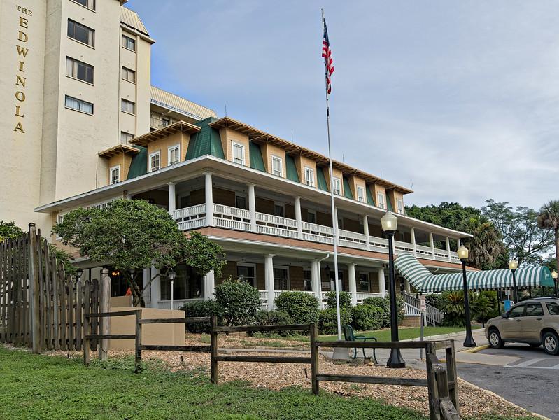 The Edwinola Hotel