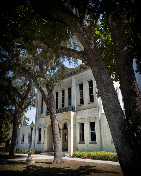 Old Clay County (Florida) Courthouse