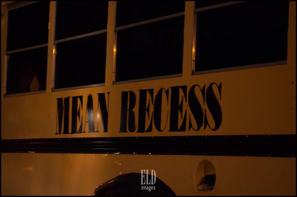 Mean Recess