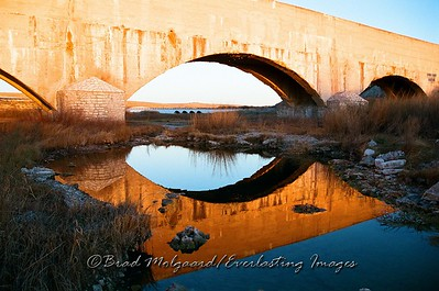 "Title: Flume at Dawn. This is a ""People's Choice Award"" winning image at the Living Desert Show, 2008, in Carlsbad, NM."