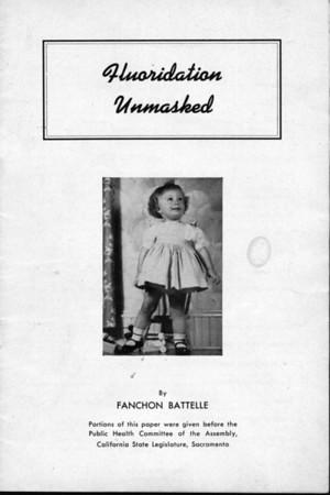 Fluoridation Unmasked