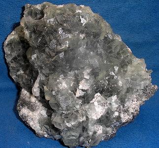Fluorite Bubble Geode 01