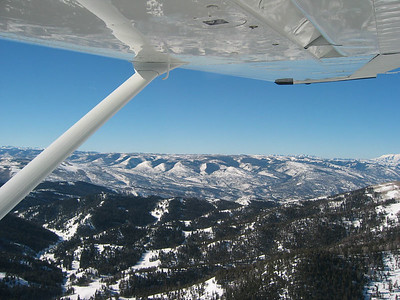 Flying - Grand Junction Feb. 2006