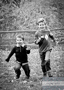 Run Boys! crop bw (1 of 1)