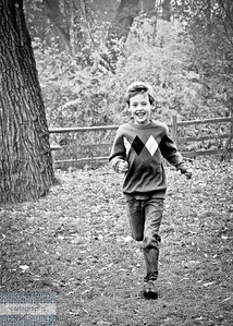 I love to run, too! bw (1 of 1)