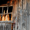Tobacco Barn Detail