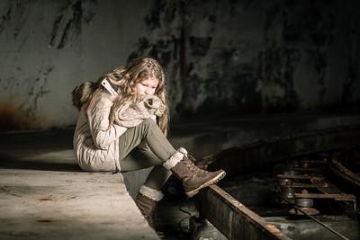 Helene på meiane