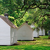 Slave Houses at McLeod Plantation - Folly Island