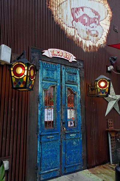 Taco Boy Front Door