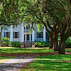 Closer view - McLeod Plantation House