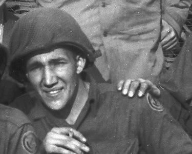 Walter Fondry - Krefeld, Germany, March-April 1945.