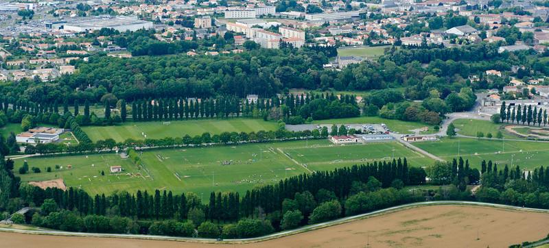 Plaine des Sports de Fontenay le Comte.