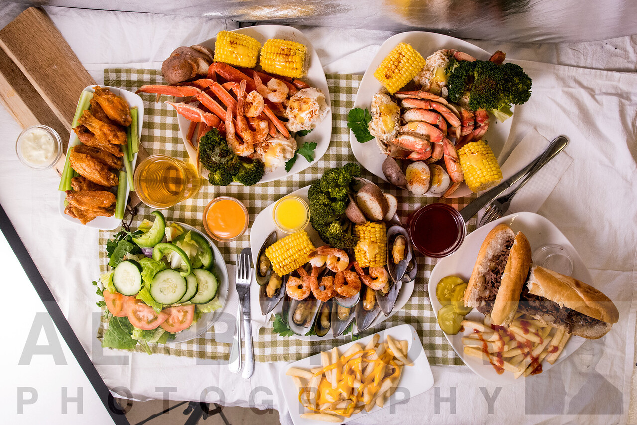 Jan 24, 2018 Seafood Temptation