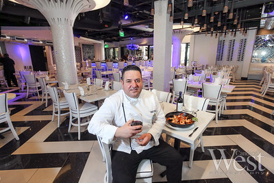 Photo by CandaceWest.com,  Corporate Executive Chef Odell Torres, Estefan Kitchen, 140 NE 39TH ST,  #133 Miami, Fl 33137