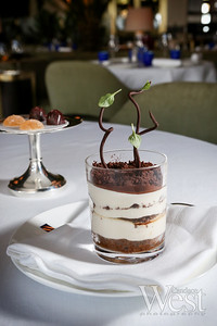 Photo by CandaceWest.com,  Tiramisu           Le Sirenuse 9101 Collins Ave.,  Surfside, FL 33154