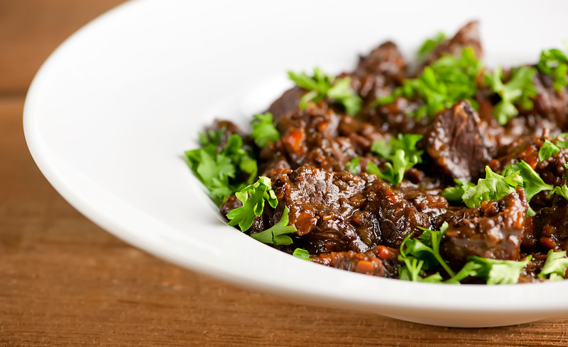 Spiced Red Wine Beef Stew