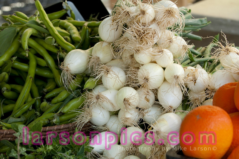 Farmers Market Onions