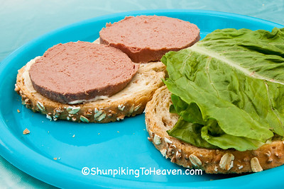 Liverwurst Sandwich, Cambridge, Ohio