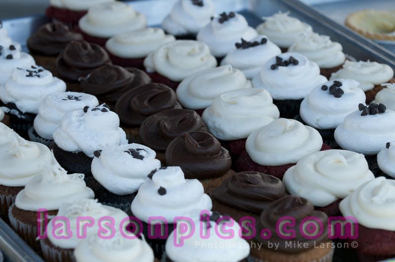 Farmers Market Cupcakes