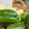 Farmers Market Green Peppers